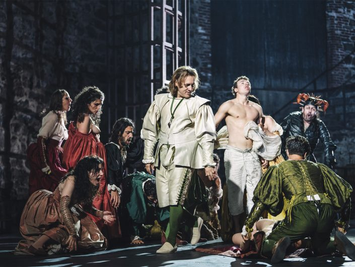 Rigoletto. Savonlinna Opera Festival