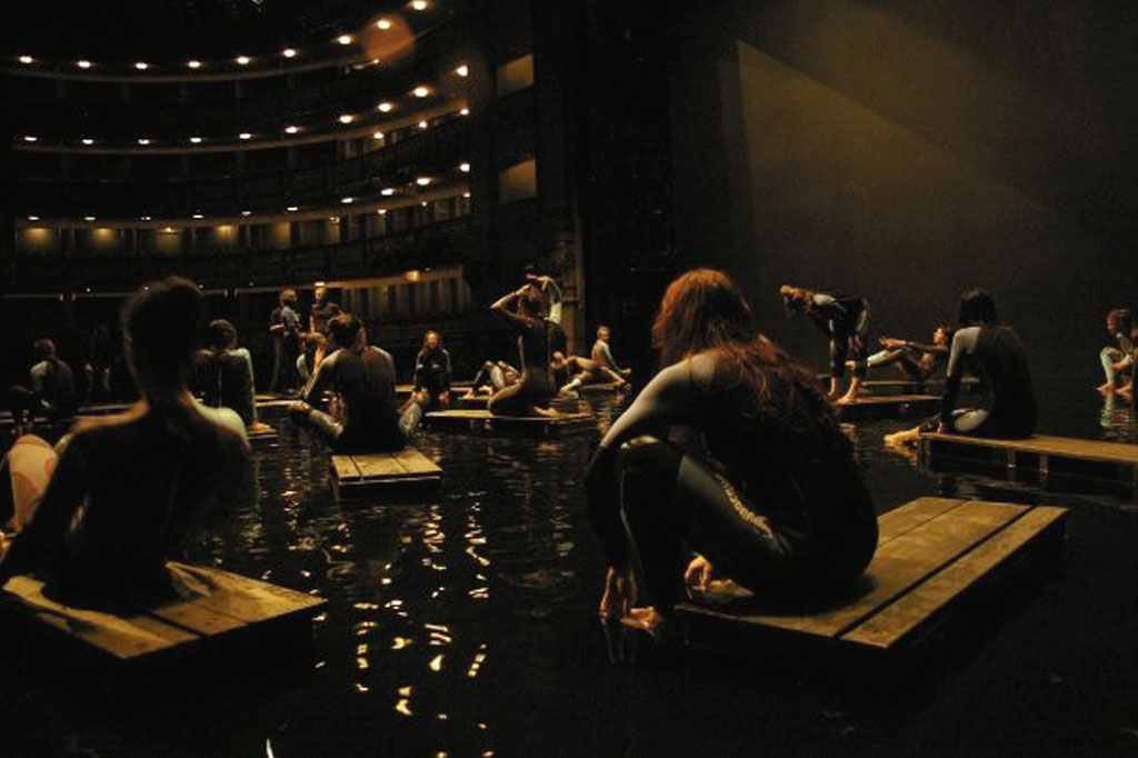 Katia Kabanova. Teatro Real.