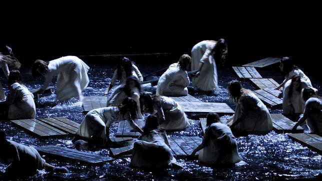 Izaskun Valmaseda «Katia Kabanova». Teatro Real.