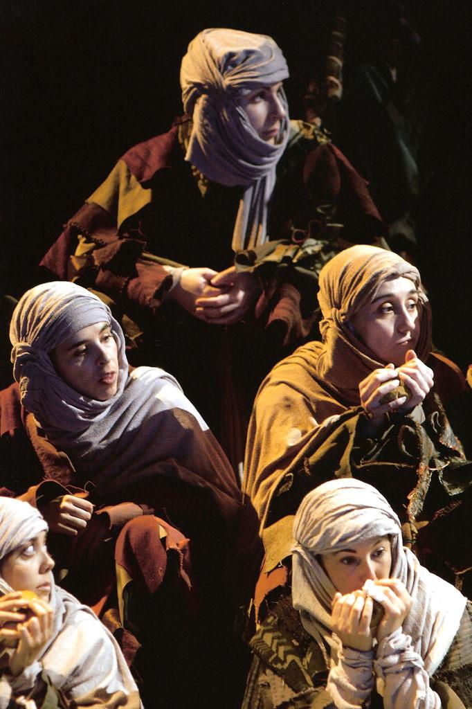 Izaskun Valmaseda. La mujer sin sombra. Teatro Real.