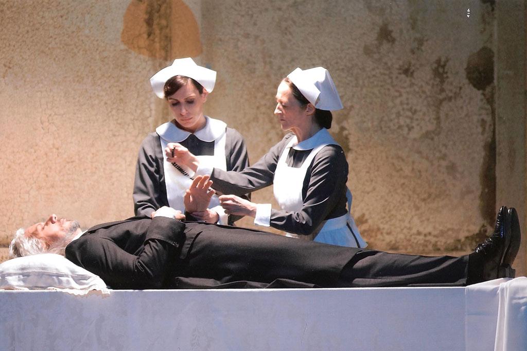 Izaskun Valmaseda en Parsifal