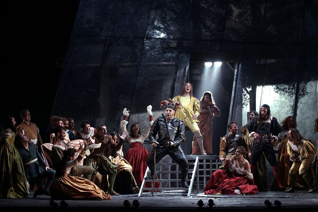 Izaskun Valmaseda «Rigoletto»