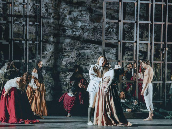 Rigoletto. Savonlinna Opera Festival.