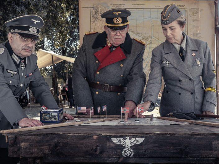 Recreación histórica – WW2